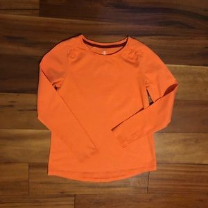 LANDS END Girls Top size S 7-8